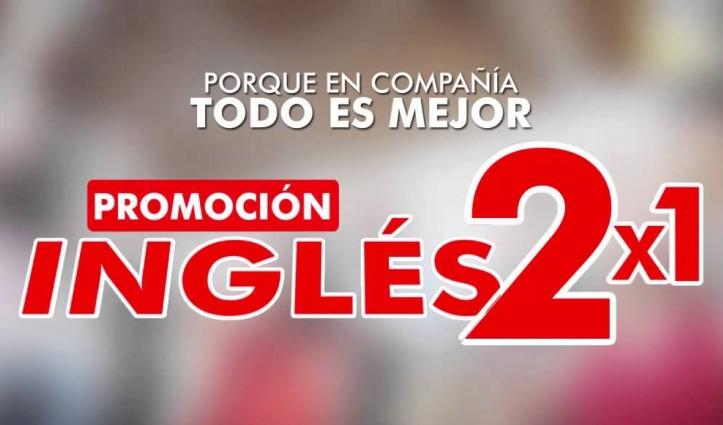 08. Cursos de Inglés 2x1.