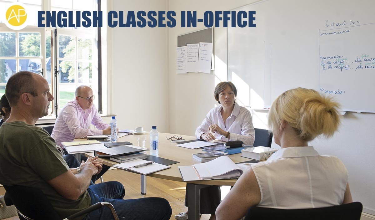 7. Curso Presencial a Empresas. ENGLISH IN-OFFICE (60 horas)