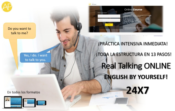 06. Curso de Ingles Online de Auto aprendizaje.
